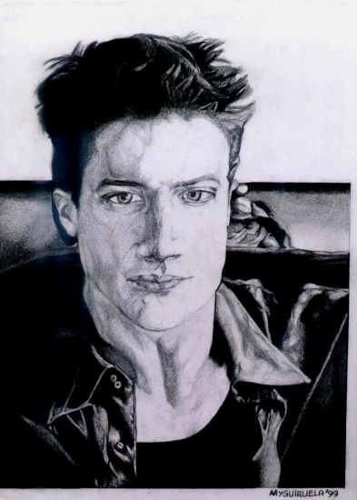 Brendan Fraser by myguiruela